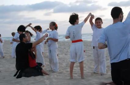 Beach Training, 2009 Part 2