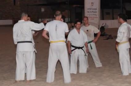Beach Training 2009, Part 3
